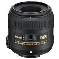 Image of Nikon Nikon 40mm f/2.8G AF-S DX Micro NIKKOR Lens - Refurbished by Nikon U.S.A.