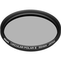 Image of Nikon 55mm Circular Polarizer II Thin Ring Multi-Coated Glass Filter