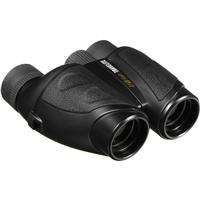 Compare Prices Of  Nikon 8x25 Travelite Weather Resistant Porro Prism Binocular with 5.6 Degree Angle of View, Black