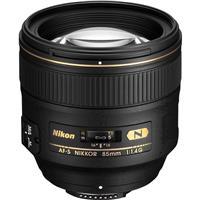 Compare Prices Of  Nikon 85mm f/1.4G IF AF-S NIKKOR Lens - U.S.A. Warranty