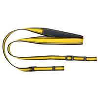 Image of Nikon AN-4Y Nylon Neck Strap - Yellow