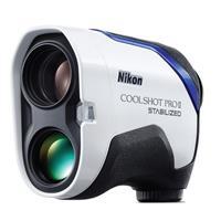 Image of Nikon 6x21 COOLSHOT PROII Stabilized Laser Rangefinder Monocular, 1200 Yards