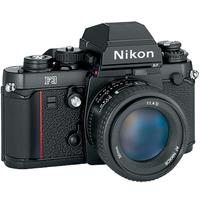 Image of Nikon Nikon F3HP High Eyepoint Manual Focus Camera Body