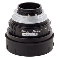 Image of Nikon 20x / 25X Eyepiece for ProStaff 5 Fieldscopes (20x when used with 60mm or & 25x when used with 82mm Fieldscopes)