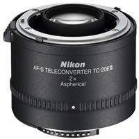 Image of Nikon Nikon TC-20E III 2x AF-S Teleconverter - Refurbished by Nikon U.S.A.