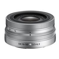 Image of Nikon Nikon NIKKOR Z DX 16-50mm f/3.5-6.3 VR Lens, Silver
