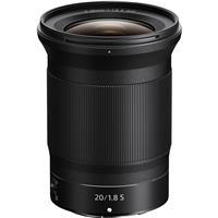 Compare Prices Of  Nikon NIKKOR Z 20mm f/1.8 S Lens