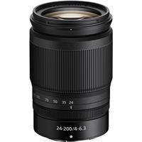 Compare Prices Of  Nikon NIKKOR Z 24-200mm f/4-6.3 VR Lens
