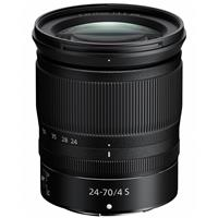 Image of Nikon Nikon NIKKOR Z 24-70mm f/4 S Lens for Z Series Mirrorless Cameras