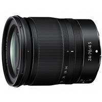 Image of Nikon NIKKOR Z 24-70mm f/4 S Lens for Z Series Mirrorless Cameras - Rerfurbished by Nikon U.S.A.