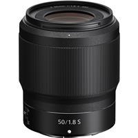 Image of Nikon Nikon NIKKOR Z 50mm f/1.8 S Lens for Z Series Mirrorless Cameras