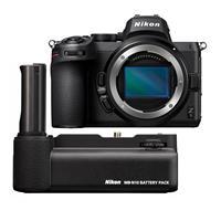 Image of Nikon Z5 Full Frame Mirrorless Camera Body with Nikon MB-N10 Multi Battery Power Pack