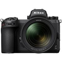 Nikon Z 6II Mirrorless Digital Camera with NIKKOR Z 24-70mm f/4 S Lens