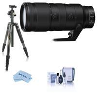 Image of Nikon NIKKOR Z 70-200mm f/2.8 VR S Lens for Z Mount, with Tripod Kit