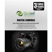Image of New Leaf 3 Year Digital Camera Service Plan for Digital Cameras Retailing up to $6500.00