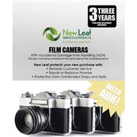 Image of New Leaf PLUS - 3 Year Film Camera Service Plan with Accidental Damage Coverage (for Drops & Spills) for Products Retailing up to $3000.00