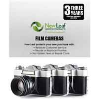 Image of New Leaf 3 Year Film Camera Service Plan for Products Retailing up to $8000.00
