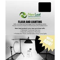 Image of New Leaf PLUS - 5 Year Flash & Lighting Service Plan with Accidental Damage Coverage (for Drops & Spills) for Products Retailing up to $500.00