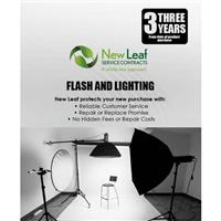 Image of New Leaf 3 Year Flash & Lighting Service Plan for Products Retailing up to $2000.00