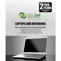 Image of New Leaf 2 Year Laptop/Notebook Service Plan for Products Retailing up to $1000.00