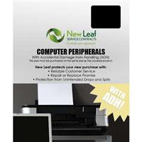 Image of New Leaf PLUS - 2 Year Computer Peripheral Service Plan with Accidental Damage Coverage (for Drops & Spills) for Products Retailing up to $1500.00