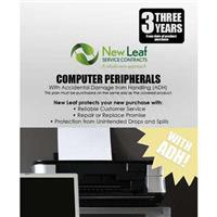 Image of New Leaf PLUS - 3 Year Computer Peripheral Service Plan with Accidental Damage Coverage (for Drops & Spills) for Products Retailing up to $3000.00