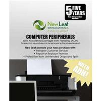 Image of New Leaf PLUS - 5 Year Computer Peripheral Service Plan with Accidental Damage Coverage (for Drops & Spills) for Products Retailing up to $3000.00