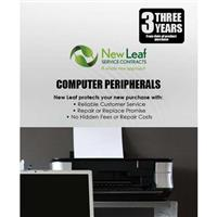 Compare Prices Of  New Leaf 3 Year Computer Peripheral Service Plan for Products Retailing up to $750.00