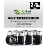 Image of New Leaf 2 Year Used / Refurbished Film Camera Service Plan for Products Retailing up to $8000.00