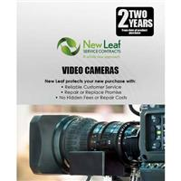Image of New Leaf 2 Year Video Camera Service Plan for Products Retailing up to $1000.00