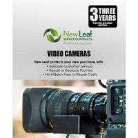 Image of New Leaf 3 Year Video Camera Service Plan for Products Retailing up to $15,000.00