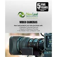 Image of New Leaf 5 Year Video Camera Service Plan for Products Retailing up to $10000.00