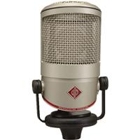 Image of Neumann Large Diaphragm Cardioid Condenser, Built-in Popscreen, Removable Basket, Internal Shockmount, 20-20000Hz Frequency Response