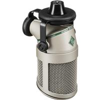 Image of Neumann BCM-705 Dynamic Broadcast Hypercardioid Microphone, 200 ohms Impedance, 20Hz - 20kHz Frequency Response