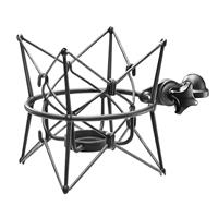 Image of Neumann Shock Mount for TLM 170/TLM 170 R/M 149 Tube/M 150 Tube Microphones, Nickel Finish