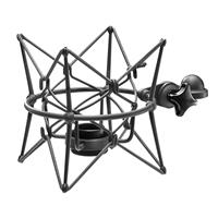 Image of Neumann Shockmount for U87 Microphones, Black