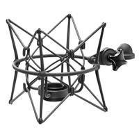 Image of Neumann EA89I Elastic Suspension Shock Mount for U89 i Microphone, Black