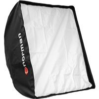 """Image of Norman HTSB-24 Allure High Temp 24x24"""" Square Softbox, Requires BDAL Speed Ring."""