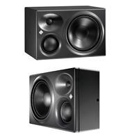 Image of Neumann Active Tri-Amplified 3-Way Midfield Studio Monitor Right Speaker, Single - Bundle With Neumann Active Tri-Amplified 3-Way Midfield Left Studio Monitor, Single