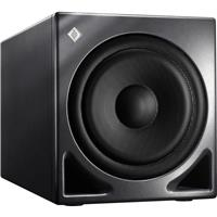 """Image of Neumann 10"""" Active Studio Subwoofer with 7.1 HD Bass Manager, 100-240V Power, Anthracite (RAL 7021), 200W Peak Amplifier, 18-300Hz, 13k ohms Impedance"""