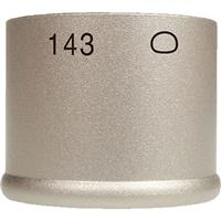Image of Neumann KK143 Wide Cardioid Capsule Head with Woodbox for KM-D Microphone System, Nickel