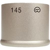 Image of Neumann KK145 Cardioid Capsule Head with Low Frequency Rolloff/Woodbox for KM-D Microphone System, Nickel