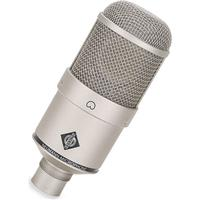 Image of Neumann Cardioid Tube Microphone with K 47 Capsule/N 149 A/SG 1/KT 8/Case, 20Hz-20kHz Frequency Response, Impedance 50 Ohms