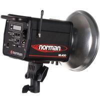 Norman ML-400R 400 Watt Second Monolight with Built-in Pocket Wizard Radio Slave Product image - 702