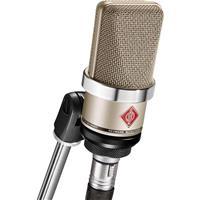 Image of Neumann Neumann TLM 102 Condenser Cardioid Microphone, 20Hz - 20kHz Frequency Response, 50ohms Impedance, Nickel