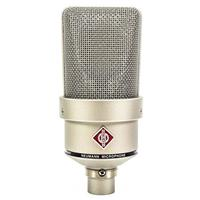 Image of Neumann TLM103 Anniversary Edition Stereo Set with Aluminum Travel Case, Pressure Condenser, 20Hz - 20kHz Frequency Response, 50Ohms Impedance, Nickel