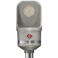 Image of Neumann TLM 107 Large Diaphragm Condenser Microphone, Omnidirectional/Wide Angle Cardioid/Cardioid/Hypercardioid/Figure-8 Directional Pattern, Nickel
