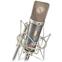 Image of Neumann TLM 67 Multi-Pattern Switchable Studio Microphone with K 67 Capsule, Omni/Cardioid/Figure-8 Polar Pattern, 20-20000Hz Frequency Response