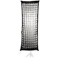 "Image of NanLite 18x43"" Fabric Grid for Asymmetrical Stripbank Softbox"