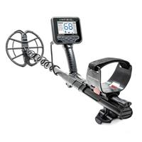 """Image of Nokta Anfibio 14 Waterproof Metal Detector with 11"""" DD Search Coil & Wireless Headphones, 14 kHz VLF Frequency"""